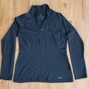 Womens Patagonia half zip top
